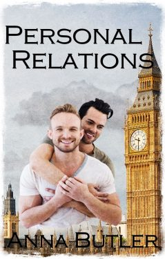 Personal Relations - Anna Butler