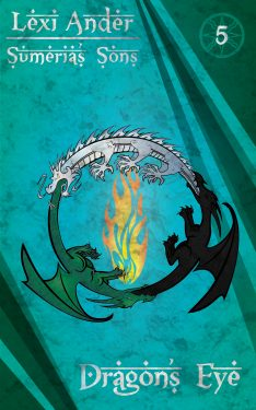 Dragon's Eye - Lexi Ander - Sumeria's Sons