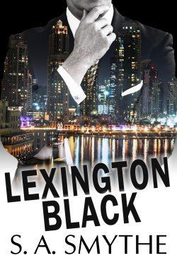 Lexington Black - S.A. Smythe