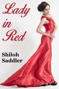 Lady in Red - Shiloh Saddler