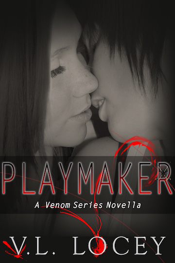 Playmaker - V.L. Locey - Venom Series