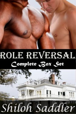 Role Reversal Complete Box Set - Shiloh Saddler