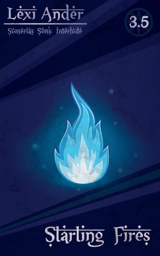 Starling Fires - Lexi Ander - Sumeria's Sons
