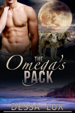 The Omega's Pack - Dessa Lux