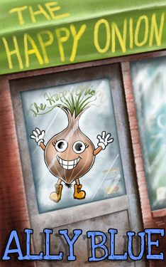 The Happy Onion- Ally Blue