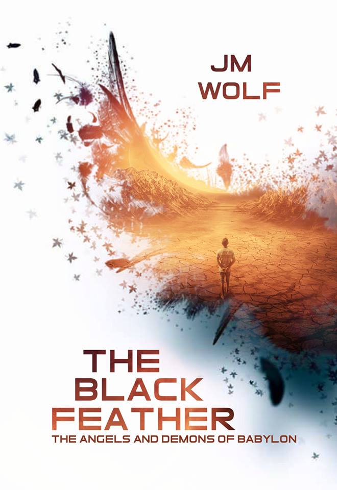 The Black Feather - JM Wolf