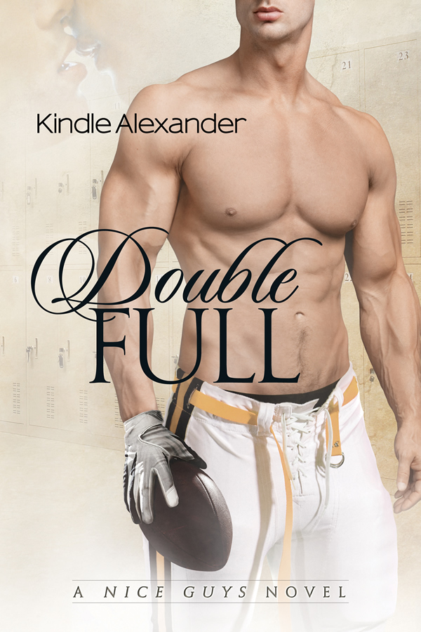 Book Cover: Double Full (Nice Guys Novel 1)