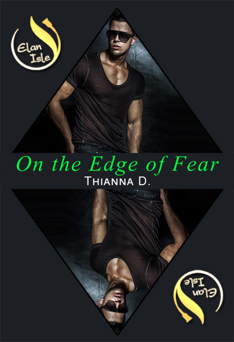 Book Cover: On the Edge of Fear