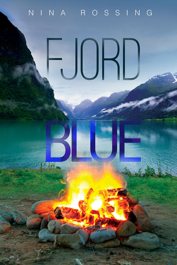 Fjord Blue - Nina Rossing