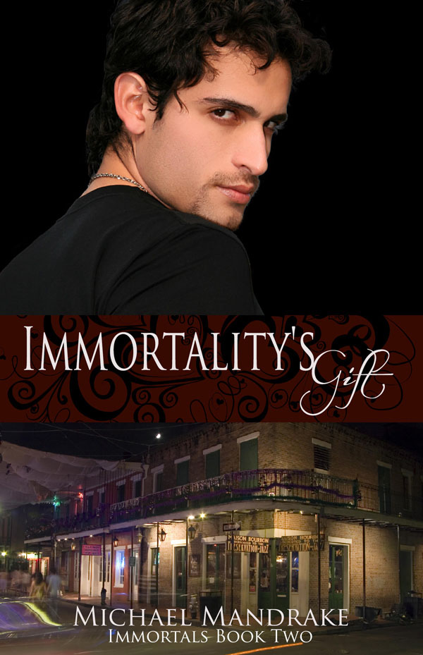Immortality's Gift - Michael Mandrake - Immortals