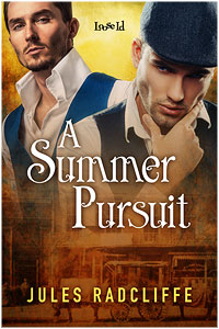 Book Cover: A Summer Pursuit