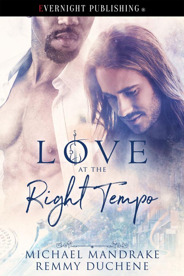 Book Cover: Love at the Right Tempo