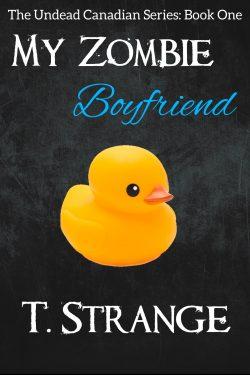 My Zombie Boyfriend - T. Strange