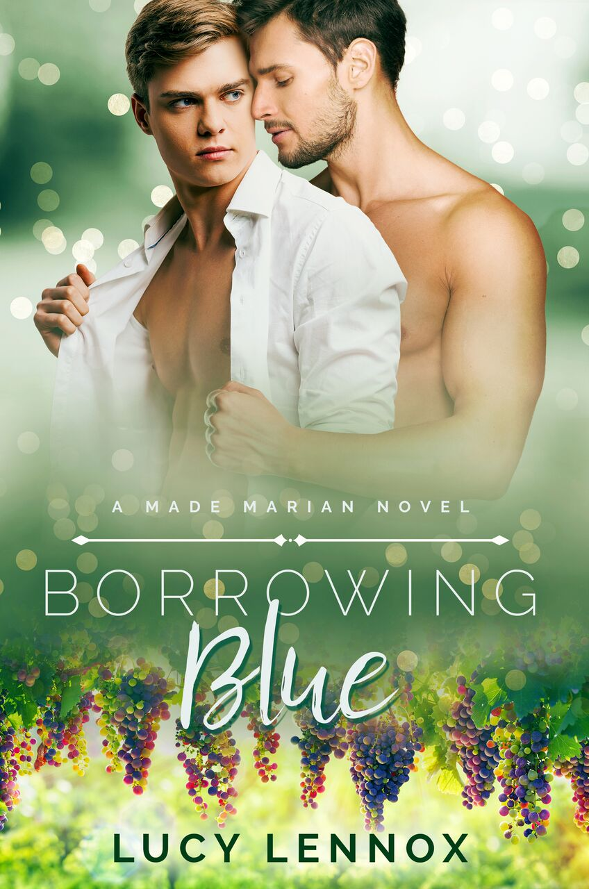 Borrowing Blue - Lucy Lennox - Made Marian