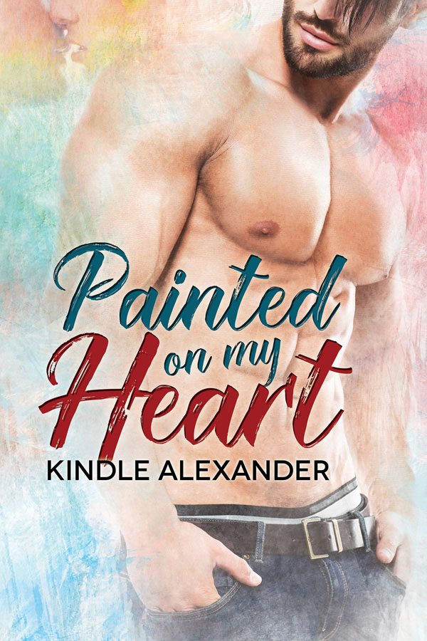 Book Cover: Painted On My Heart