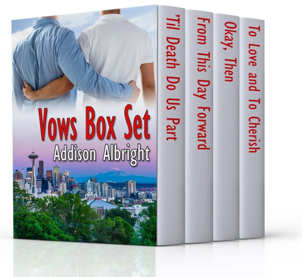 Vows Box Set - Addison Albright