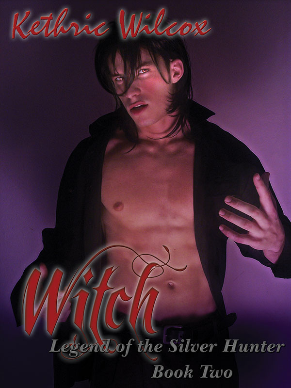 Book Cover: Witch