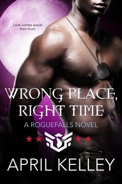 Wrong Place, Right Time - April Kelley