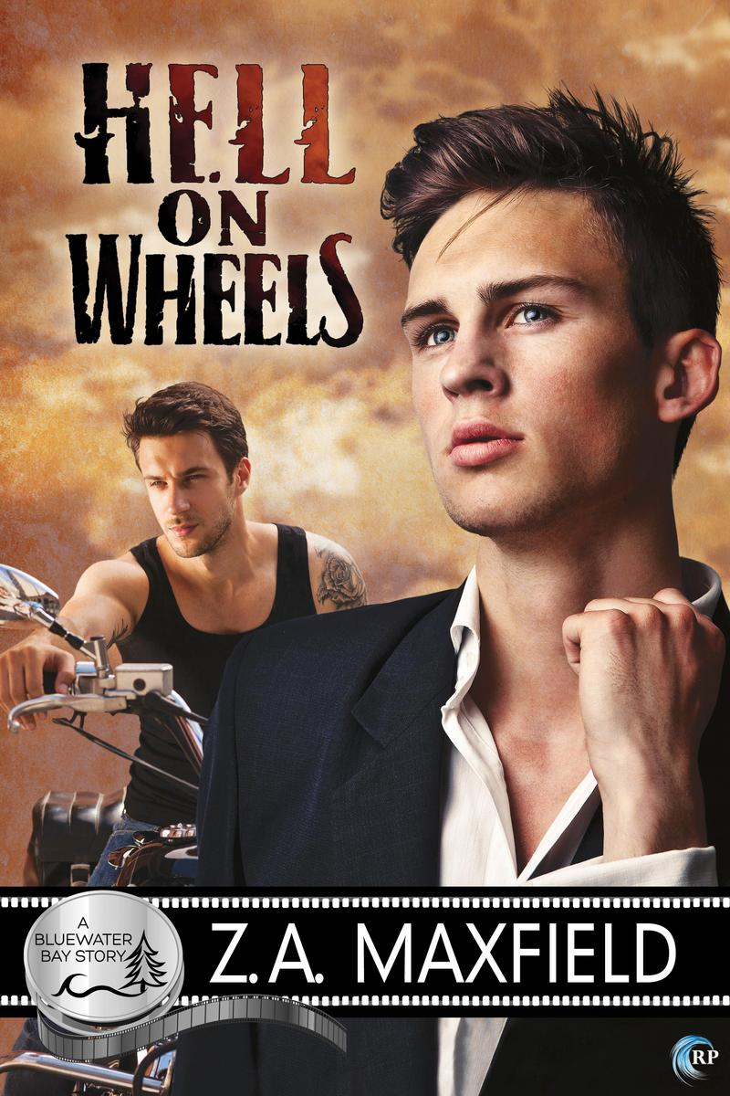 Hell on Wheels - Z.A. Maxfield