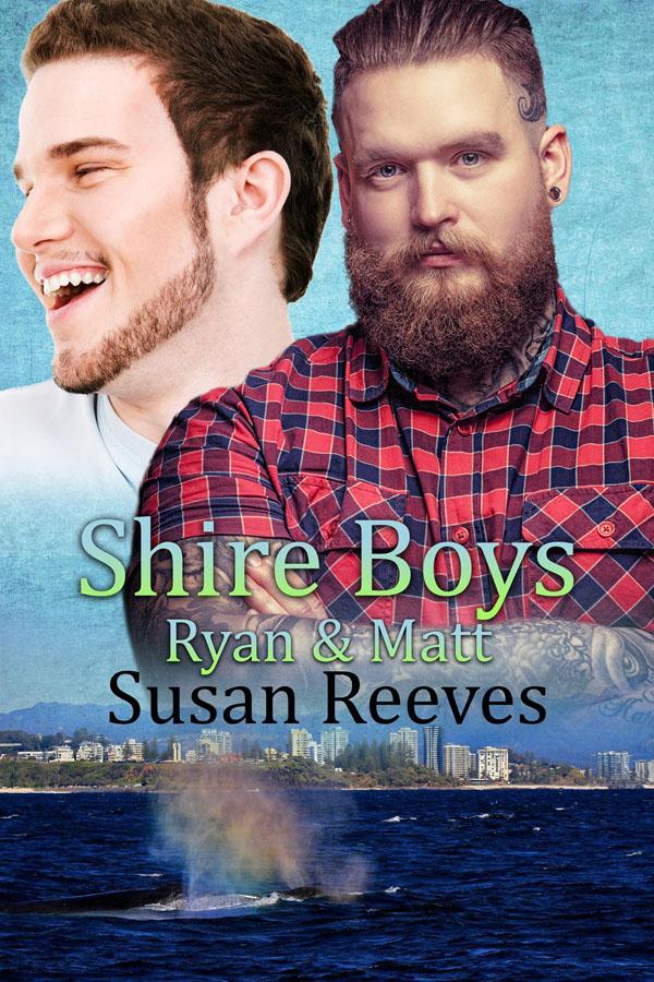 Book Cover: Shire Boys: Ryan & Matt