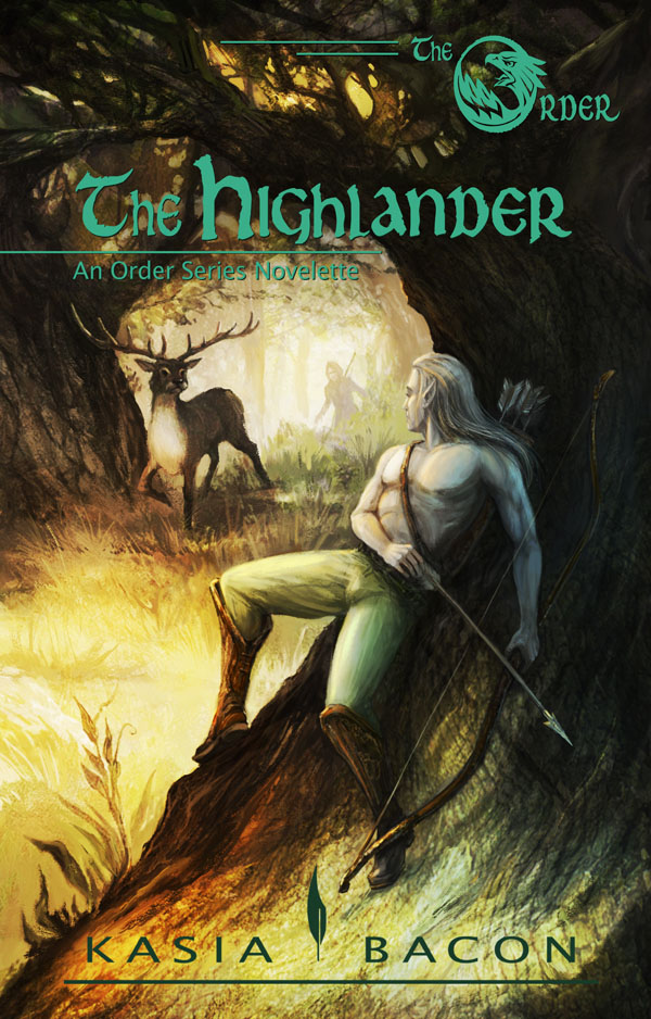 The Highlander - Kasia Bacon - Order Series