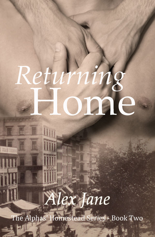 Returning Home - Alex Jane - Alpha's Hometead