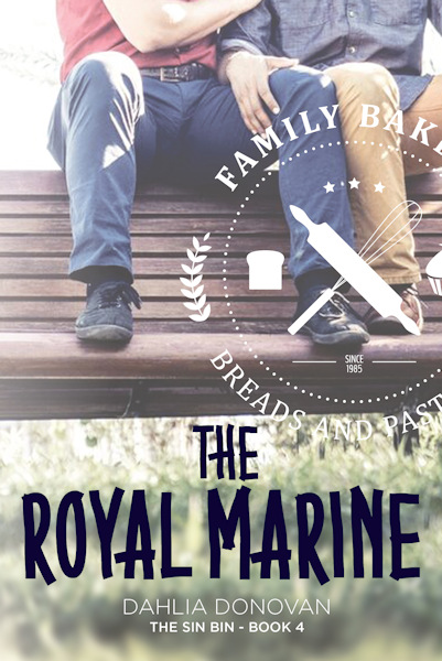 The Royal Marine - Dahlia Donovan - The Sin Bin