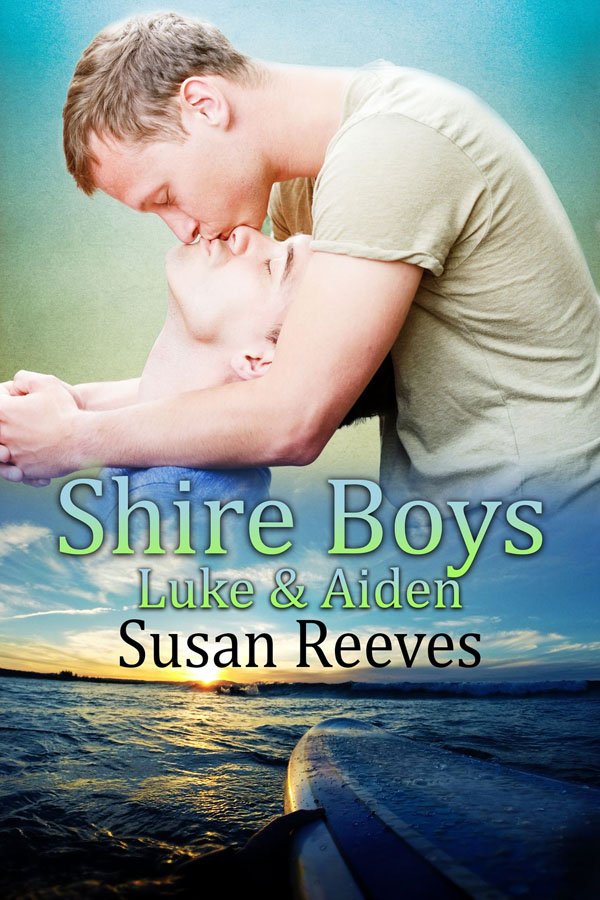 Luke & Aiden - Susan Reeves - Shire Boys