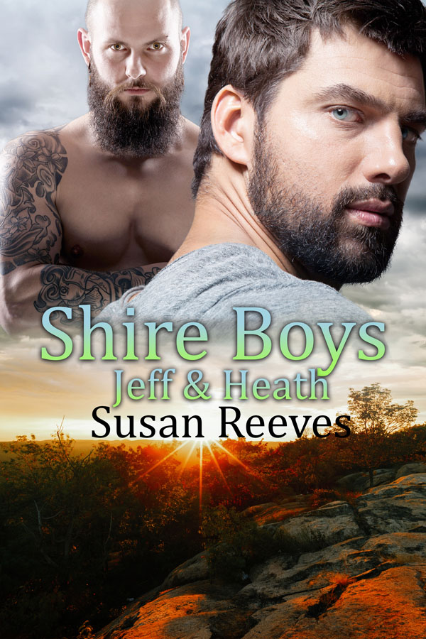 Jeff & Heath - Susan Reeves - Shire Boys