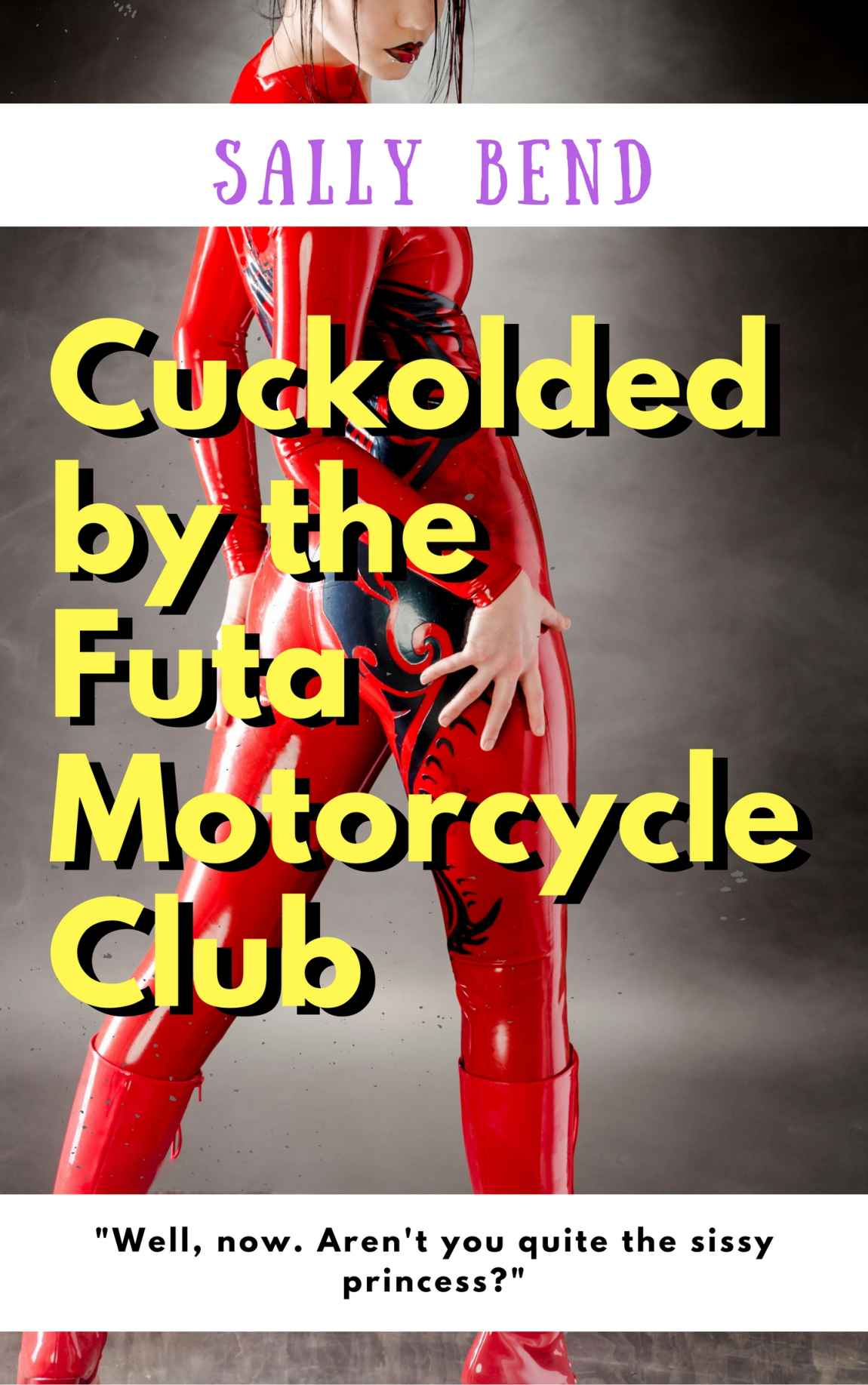 Cuckolded by the Futa Motorcycle Club - Sally Bend