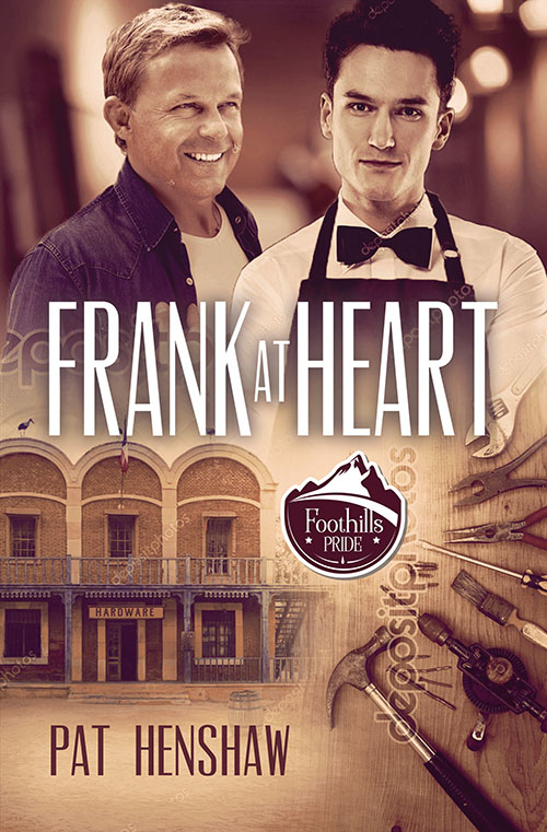 Frank at Heart - Pat Henshaw - Foothills Pride