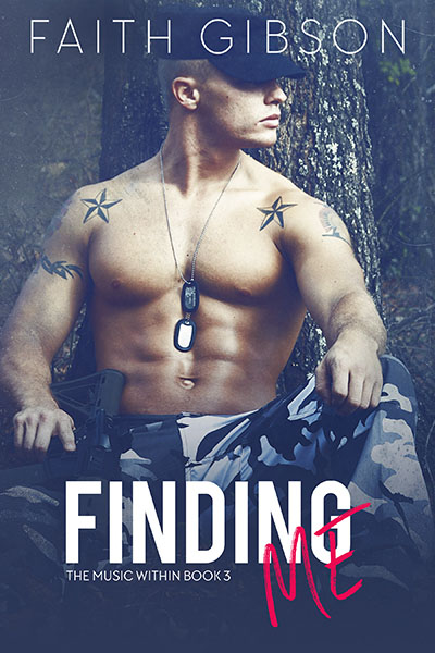 Finding Me - Faith Gibson - The Music Within Books