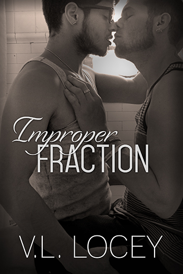 Improper Fraction - V.L. Locey