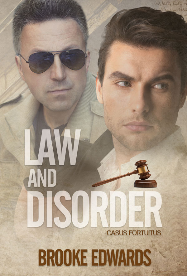 Law and Disorder - Brooke edwards