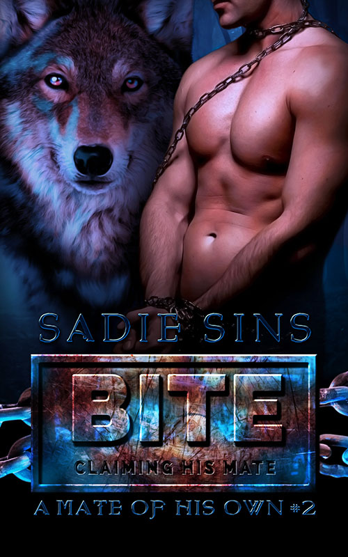 Book Cover: BITE: Claiming His Mate