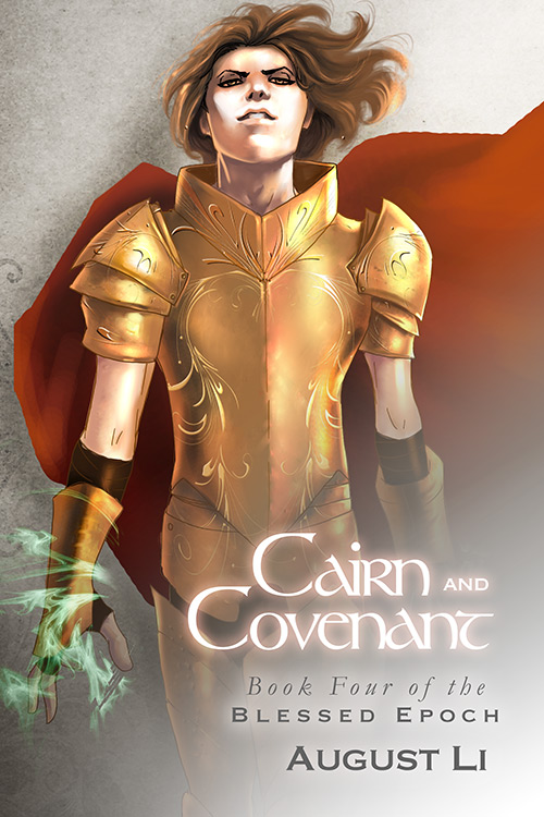Cairn and Covenant - August Li - Blessed Epoch