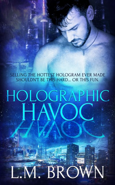 Book Cover: Holographic Havoc