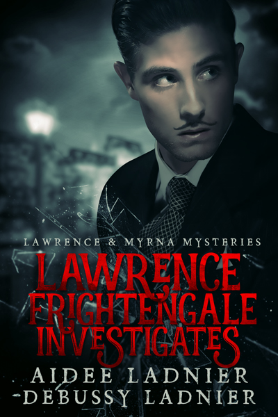 Book Cover: Lawrence Frightengale Investigates