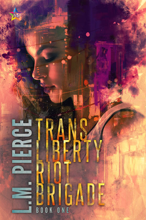 Book Cover: Trans Liberty Riot Brigade