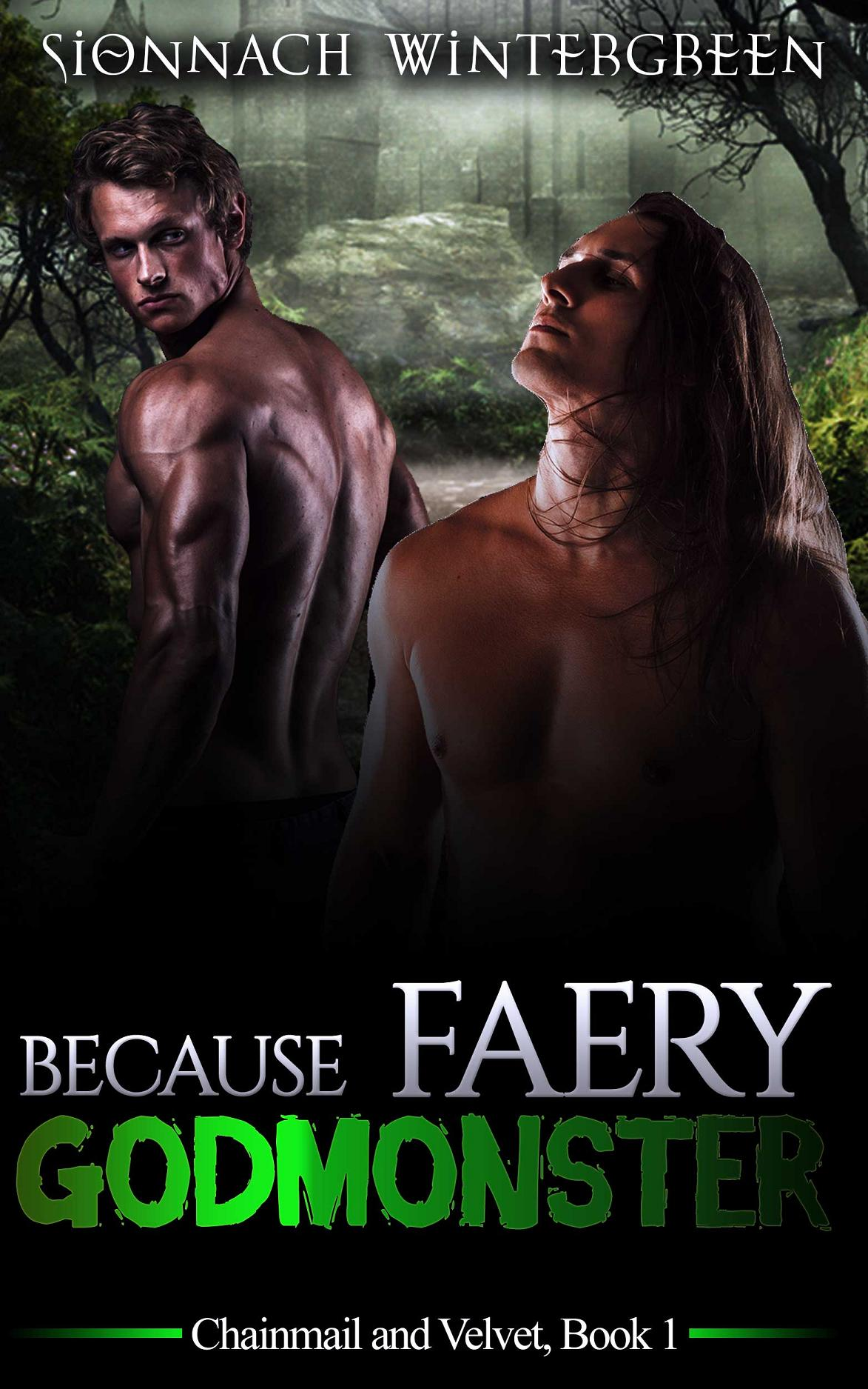 Because Fairy Godmonster - Sionnach Wintergreen - Chainmail and Velvet, Book 1