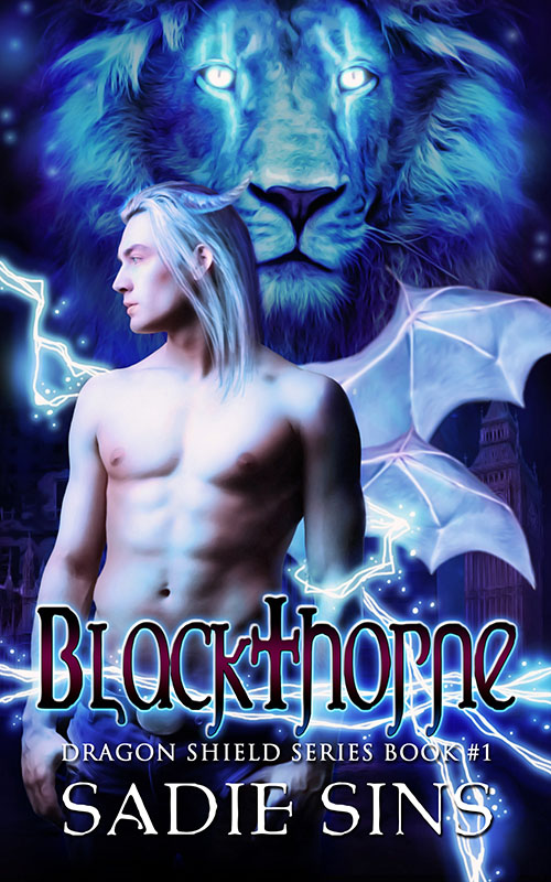 Blackthorne - Sadie Sins - Dragon Shield