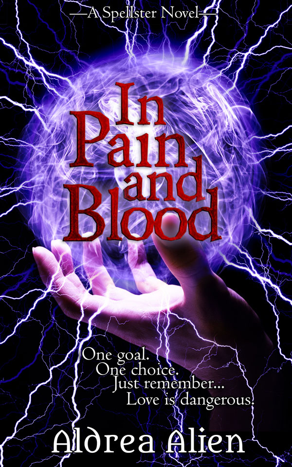 In Pain and Blood - Aldrea Alien