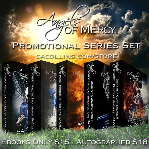 Angels of Mercy Boxed Set - SA Collins