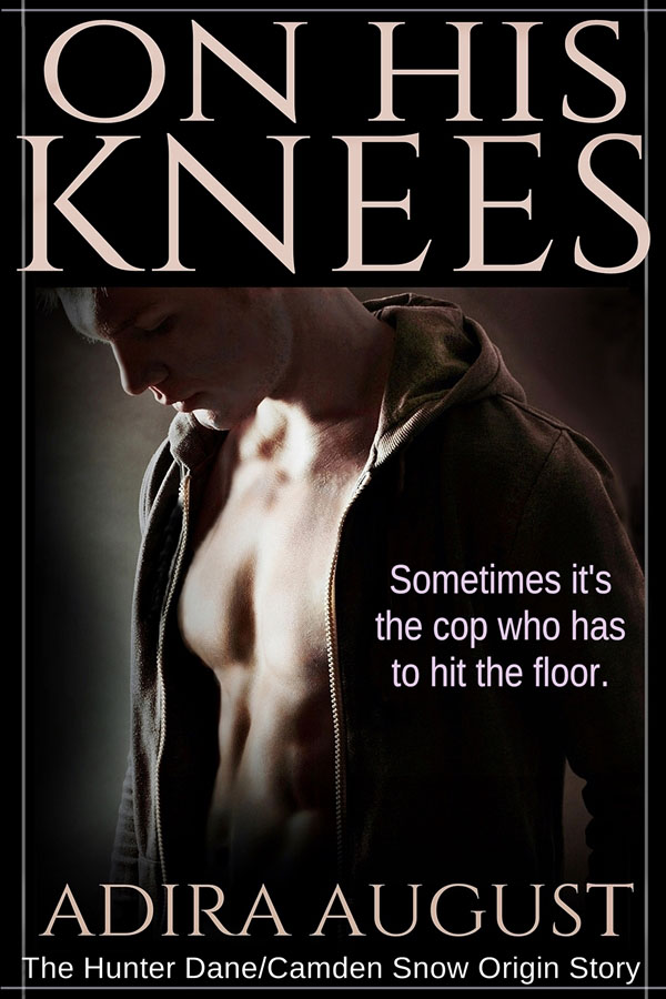 On His Knees - Adira August