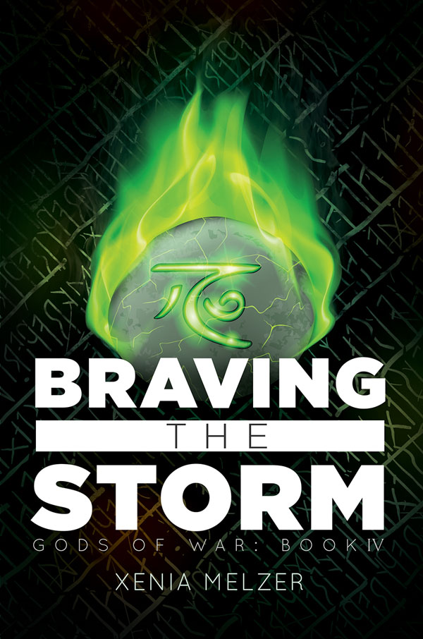 Braving the Storm - Xenia Melzer