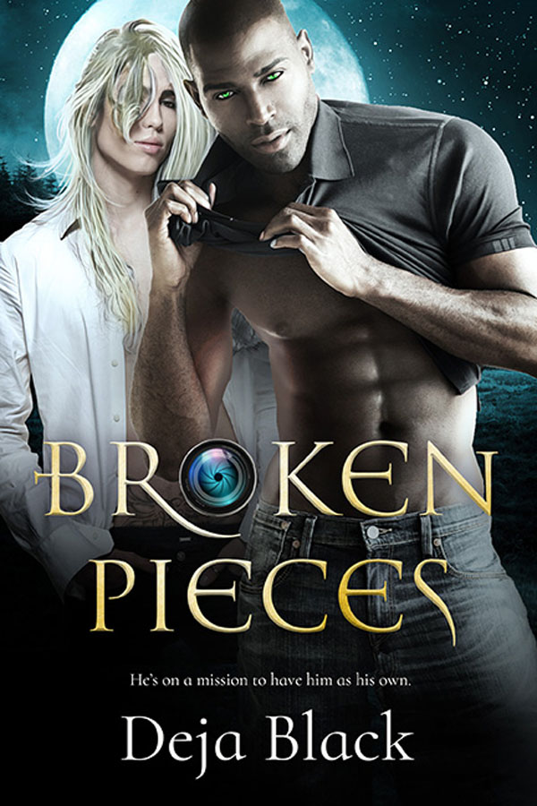 Broken Pieces - Deja Black