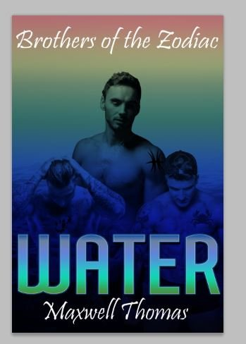 Water - Maxwell Thomas - Brothers of the Zodiac