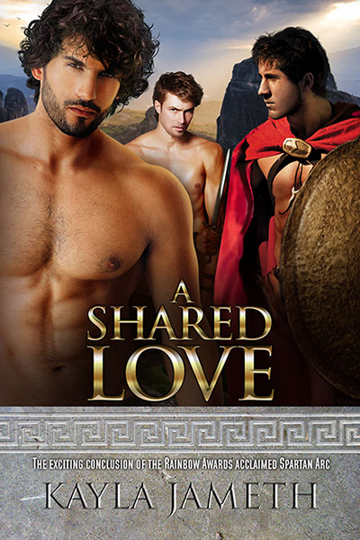 A Shared Love - Kayla Jameth - Spartan Arc