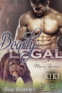 Bearely Legal - Kiki Burrelli - Bear Brothers