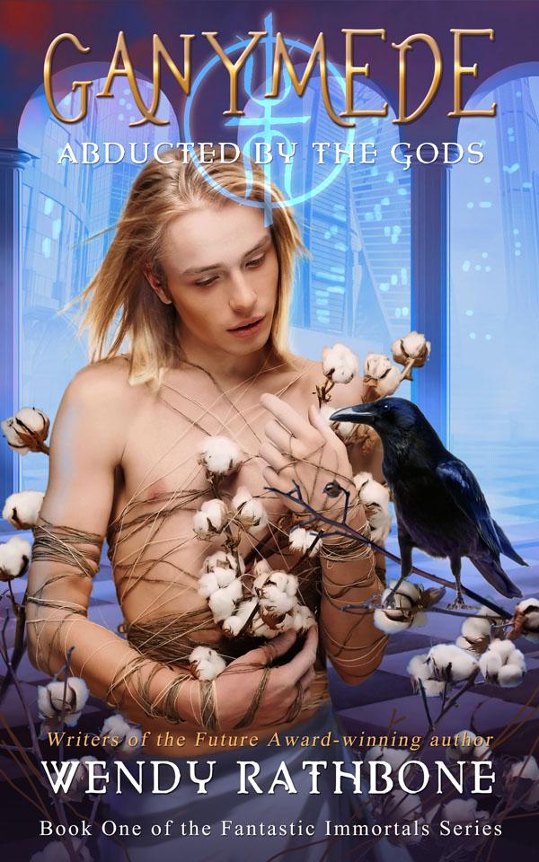 Ganymede - Wendy Rathbone - Fantastic Immortals